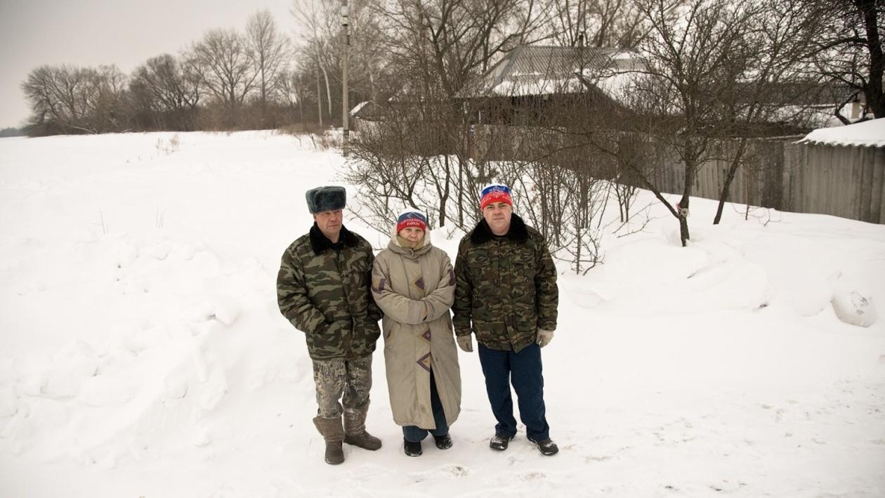 Заброшенные хутора: как пустеют воронежские деревни. Красная Поляна