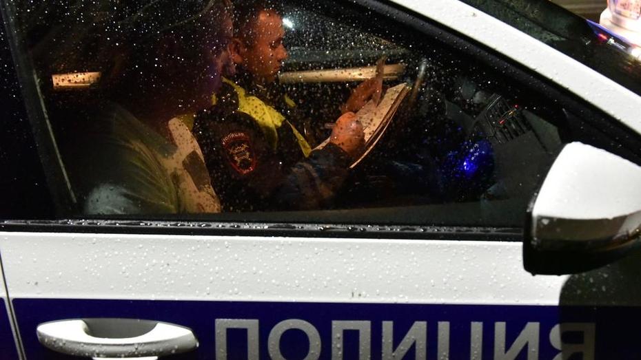 Воронежский автомобилист переехал лежавшего на Московском проспекте мужчину