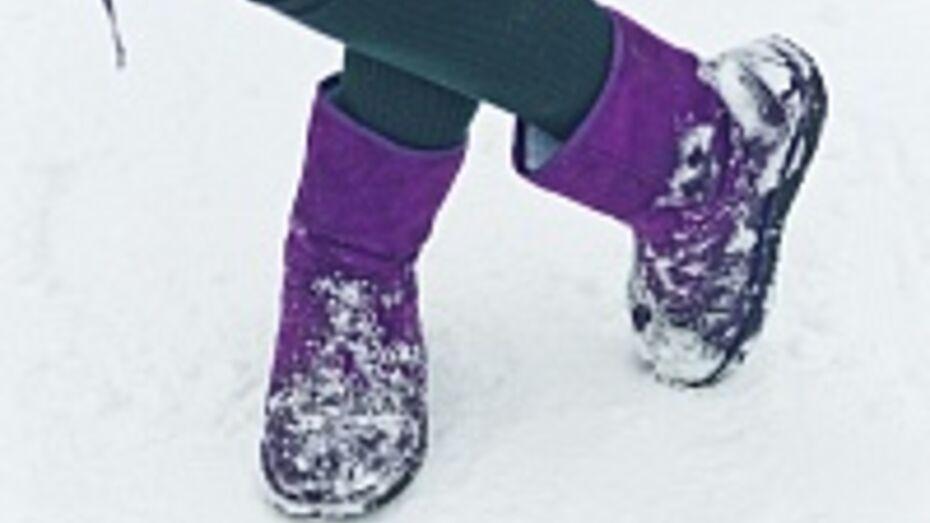 В Воронеже все ученики начальных классов из-за мороза остались дома