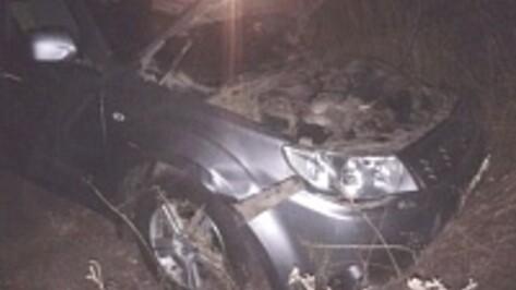 В Воронежской области при столкновении 3 машин погиб парень и ранена девушка