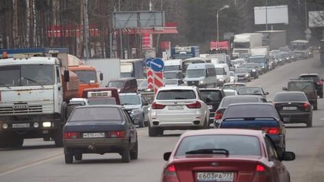 Общественники спрогнозировали рост заторов из-за ремонта окружной в Воронеже