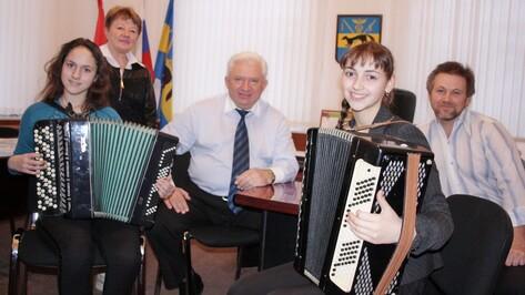 В Богучарском районе появится первый семейный ансамбль