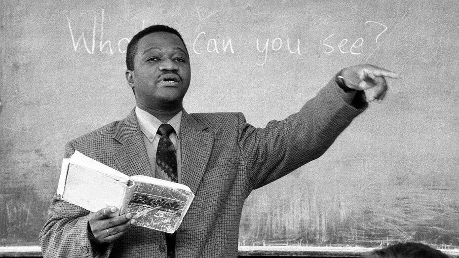 Конец века. Гуманитарная помощь из США и учитель-африканец в воронежской школе