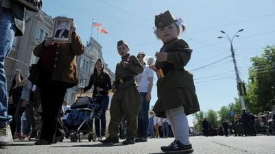 День Победы в Воронежской области