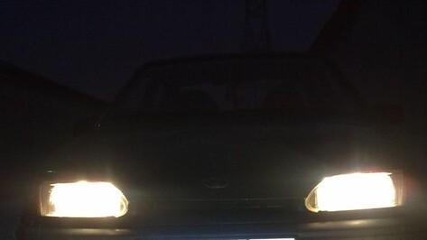 Автоледи на «ВАЗе» сбила насмерть пенсионерку под Воронежем