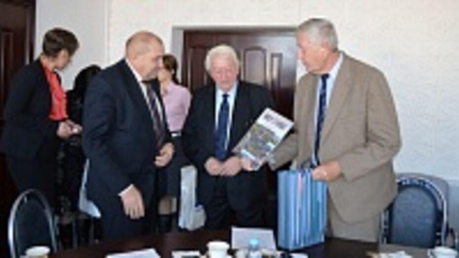 Павловск посетила делегация педагогов из Чехии
