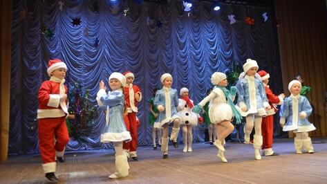 Воробьевские предприниматели устроили для детей рождественскую елку
