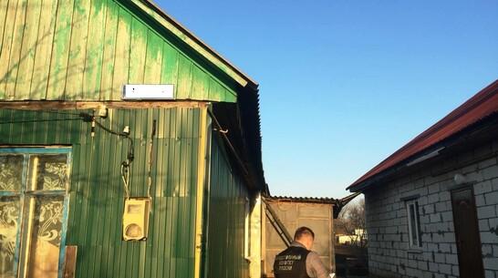 Братоубийством закончилось застолье в Воронежской области