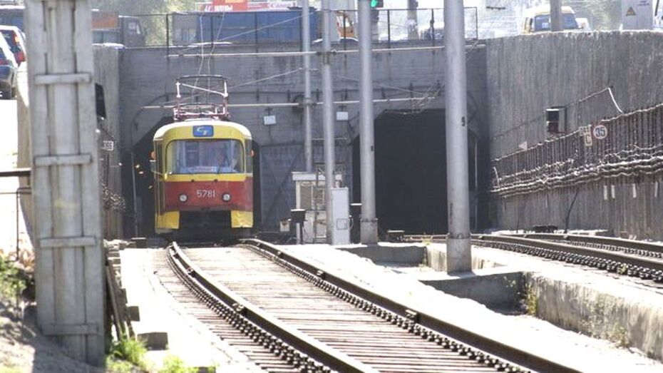 В Воронеже появятся семь маршрутов скоростного трамвая