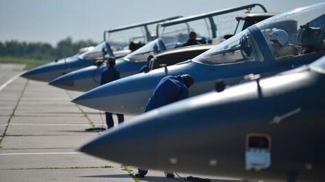 Воронежская пилотажная группа «Крылья Тавриды» выступит на авиасалоне МАКС-2015