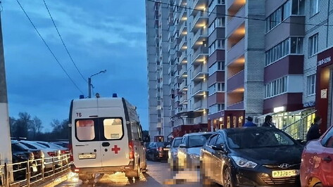 В Воронеже 17-летний подросток погиб после падения с 17 этажа