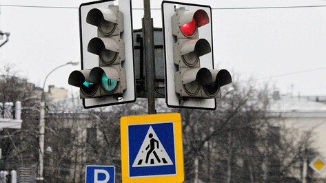 Специалисты Академии транспорта оптимизируют движение на воронежском перекрестке