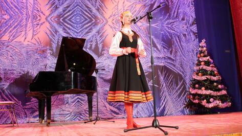 Ольховатская вокалистка стала лауреатом межрегионального конкурса