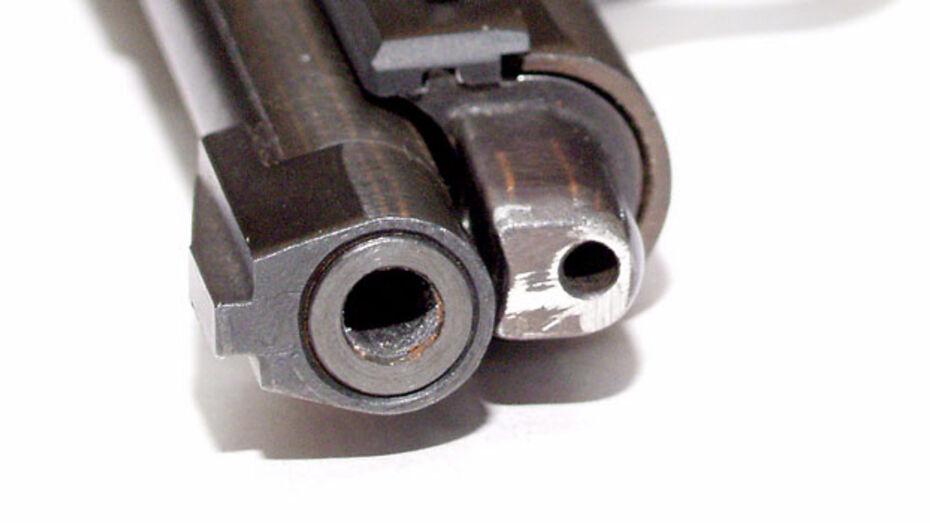 Пьяный воронежец расстрелял соседа из пневматического пистолета