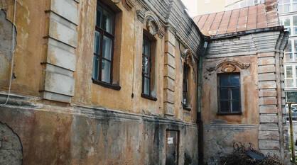 Передачу Дома Гарденина в госсобственность согласовали в Воронеже