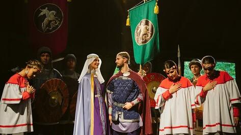 Воронежские актеры покажут «Слово о полку Игореве» в Славянском театре