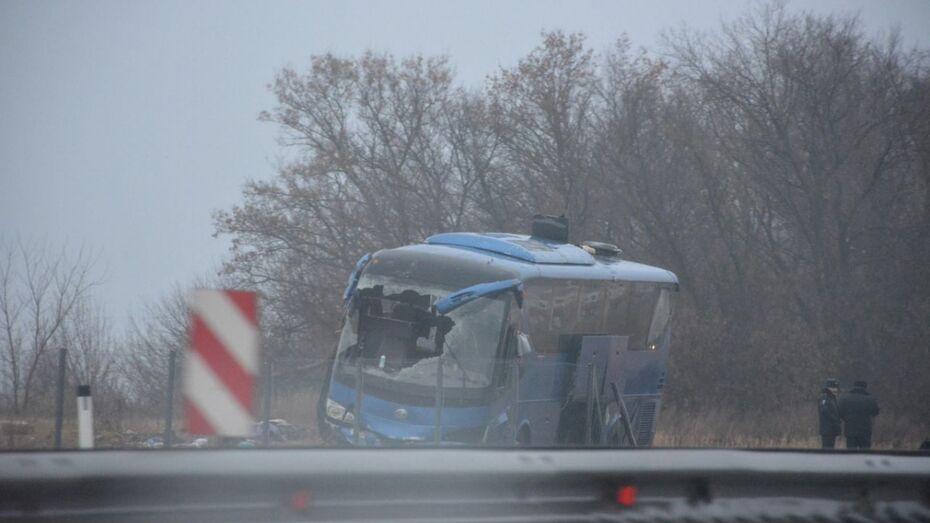 Шесть пострадавших в ДТП под Воронежем оказались в реанимации