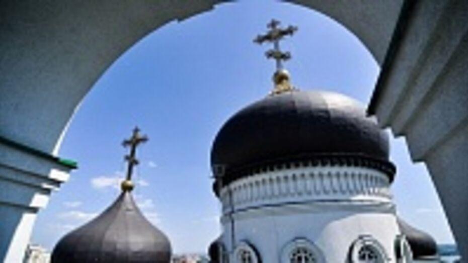 В Воронеже на роспись Благовещенского собора собрали уже более 6 миллионов рублей