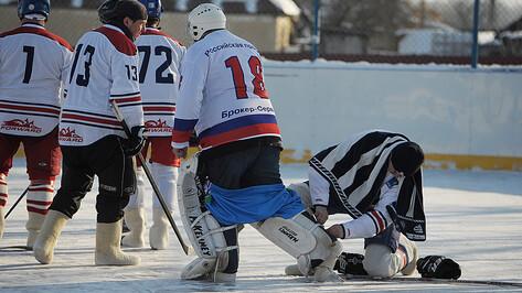Звезды российской прессы победили  в первом турнире по хоккею в валенках в ЦФО