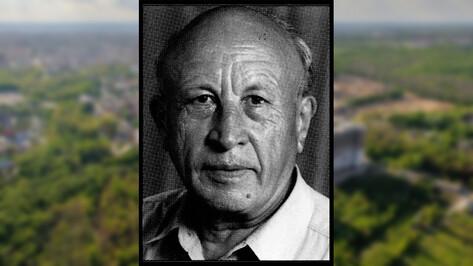 Умер один из основателей экономфака Воронежского госуниверситета Николай Денисов