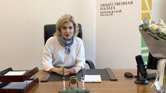 Наталия Хван пожелала воронежскому губернатору выздороветь и вернуться к работе полным сил