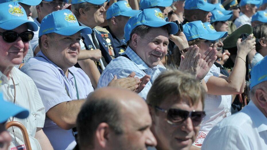 Борисоглебские летчики выступят на параде Победы в Москве