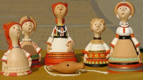 В Воронеже открылся Всероссийский фестиваль-конкурс «Игрушка-говорушка»