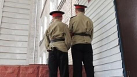За насилие над воспитанником Воронежского кадетского корпуса привлекли 14-летнего подростка
