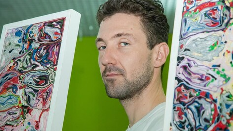 Воронежский художник Павел Брат представит выставку скульптур из книжных страниц