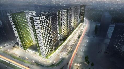 В Воронеже в городском квартале «Троицкий» появится новый жилой комплекс