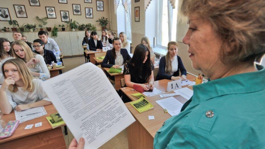 Почти половина воронежских школьников предпочли электронные дневники бумажным