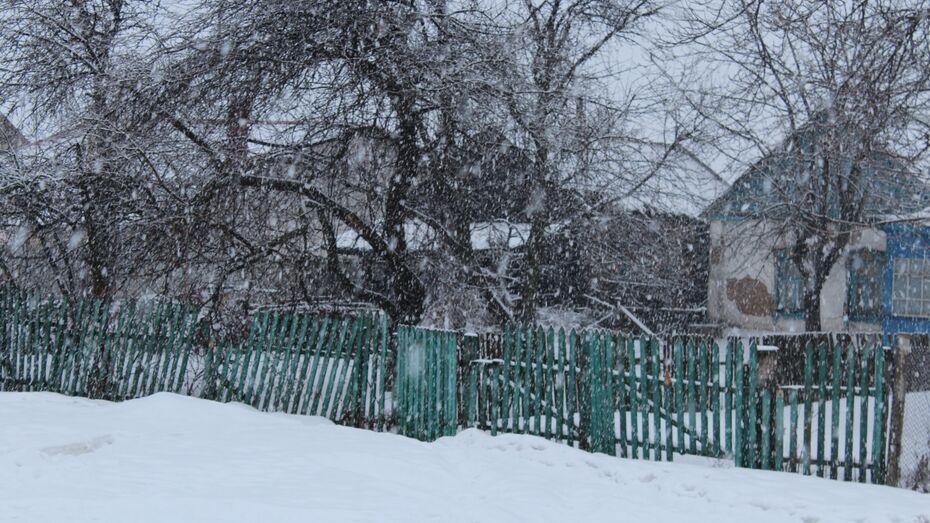 Под Воронежем на пожаре в дыму задохнулись трое мальчиков и их сестра