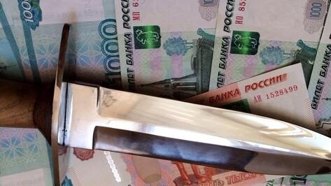 Воронежский студент ответит в суде за убийство таксиста ради 1,3 тыс рублей