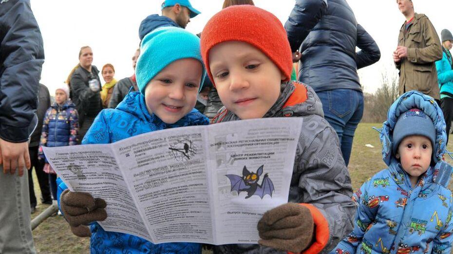 Детские занятия по изучению диких животных проведут в дни школьных каникул в Воронеже