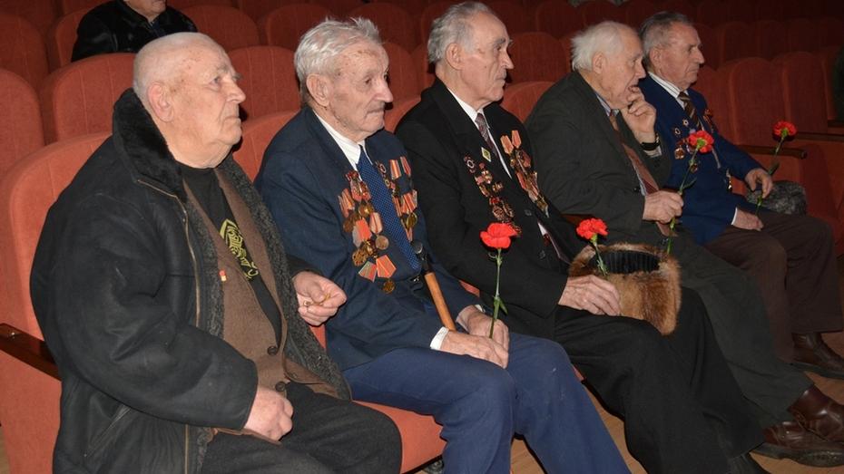 В Калаче прошел фестиваль патриотической песни «Красная гвоздика»