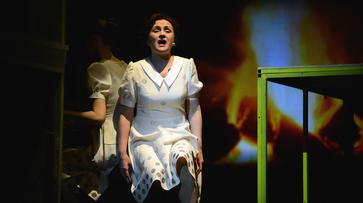 Воронежский драмтеатр поставил музыкальный спектакль о войне