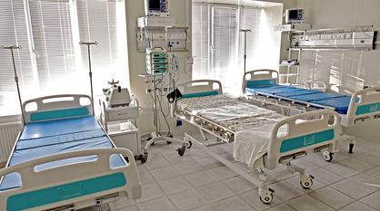 В Воронежской области осталось менее 8% свободных коек для COVID-пациентов
