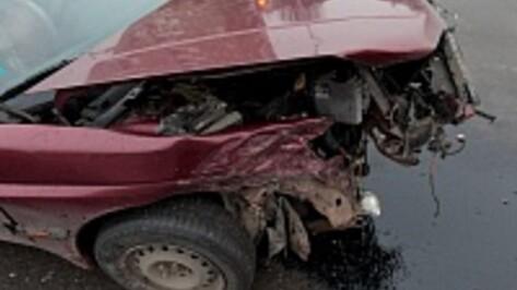 В Воронежской области в ДТП серьезно пострадали 3 украинцев