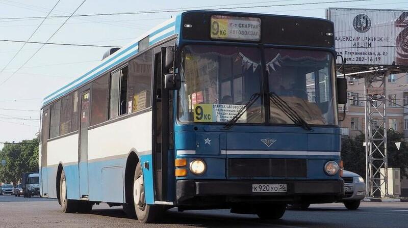 Изменения маршрутов общественного транспорта