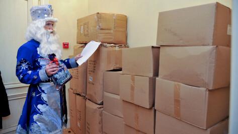 Новогоднее чудо: какие подарки воронежские компании подготовили нуждающимся