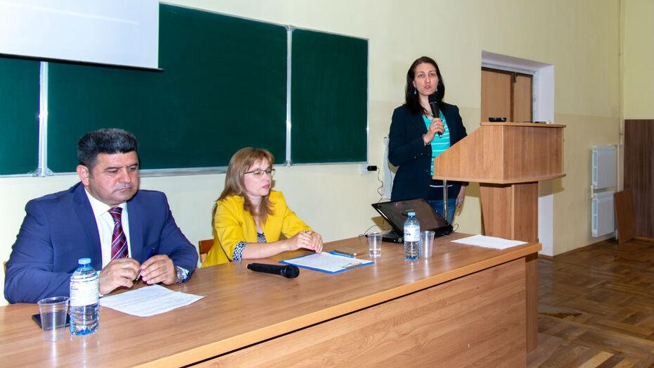 Студенты воронежского лестеха обсудили мир и согласие в молодежной среде