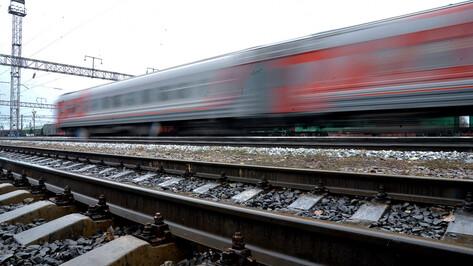 Пьяного уроженца Петербурга насмерть сбил поезд под Воронежем