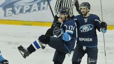 Воронежский «Буран» повел в игре с «Челметом» за 32 секунды до сирены