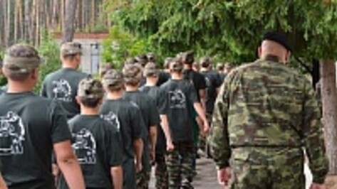 Под Рамонью появилась школа спецназа