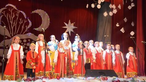 Верхнемамонцы на Рождественском благотворительном вечере собрали 80 тыс рублей