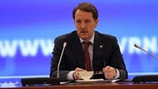 Алексей Гордеев: «Перед Воронежской областью стоит задача качественного роста»