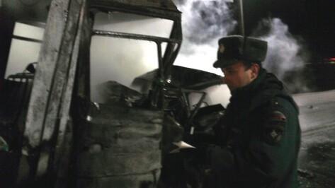 В Воронежской области столкнулись Mercedes и «ВАЗ»: 1 погибший и 3 пострадавших