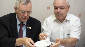 Воронежские эксперты высоко оценили творог торговой марки «Вкуснотеево»