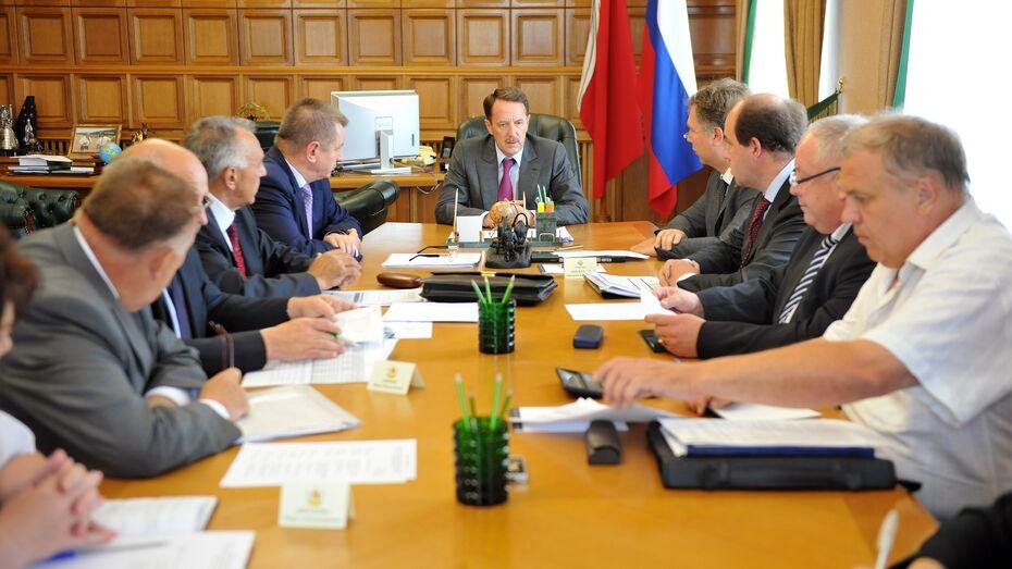 Губернатор: Садовский сахарный завод продолжит работу в штатном режиме