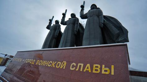 Воронежские памятники ждет весеннее купание